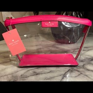 Kate Spade Medium Cosmetic Pouch